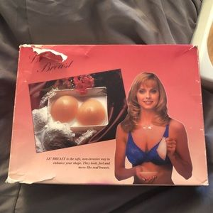 Other - Le' Breast Full Cup Enhancers